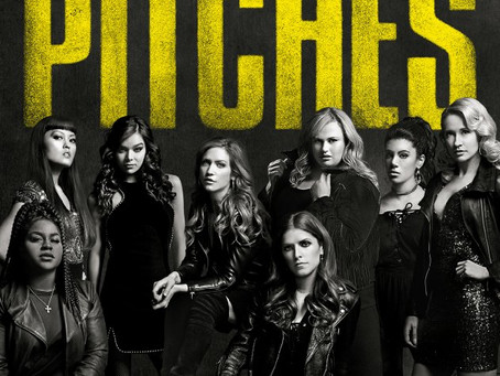 """Rob Reviews """"Pitch Perfect 3"""""""