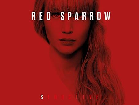 "Rob Reviews ""Red Sparrow"""