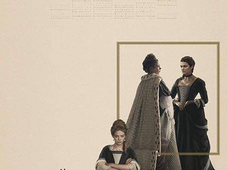 """Rob Reviews """"The Favourite"""""""