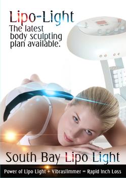 South Bay Lipo Light Poster