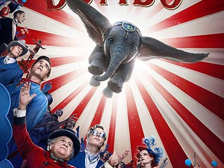 "Rob Reviews ""Dumbo"""