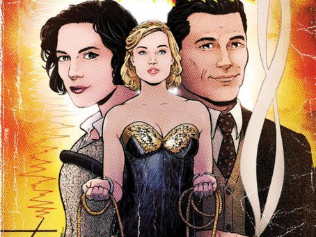 "Rob Reviews ""Professor Marston And The Wonder Women"""