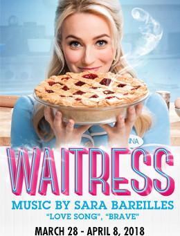 "Rob Reviews ""Waitress: The Musical"""
