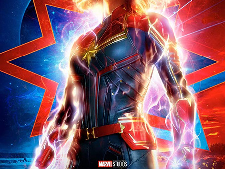 "Don Reviews ""Captain Marvel"""