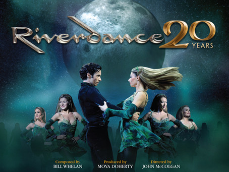 "Rob Reviews ""Riverdance: 20th Anniversary"""