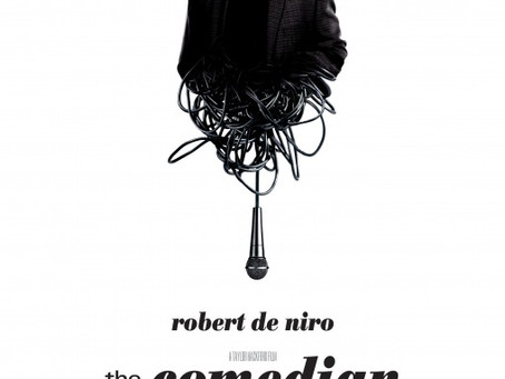 """Rob Reviews """"The Comedian"""""""