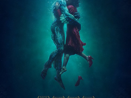 """Chad Reviews """"The Shape Of Water"""""""