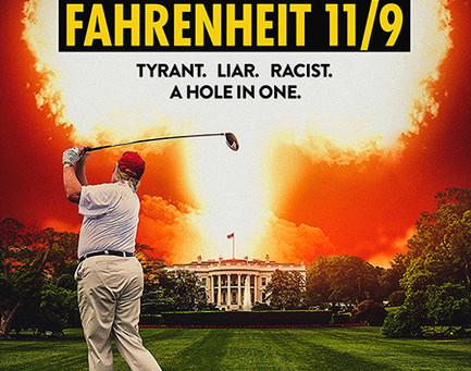 """Chad Reviews """"Fahrenheit 11/9"""""""