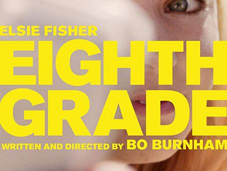 "Rob Reviews ""Eighth Grade"""