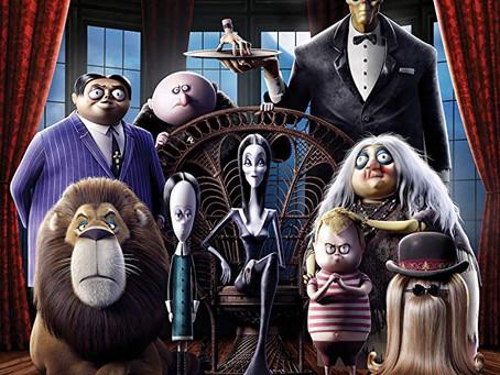"Rob Reviews ""The Addams Family"""