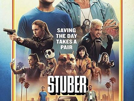 "Rob Reviews ""Stuber"""