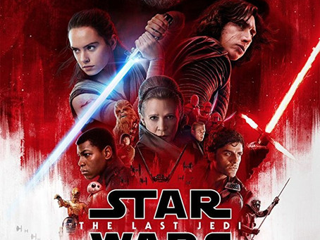 "Rob Reviews ""Star Wars, Episode VIII: The Last Jedi"""