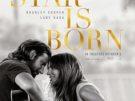 """Rob Reviews """"A Star Is Born"""""""
