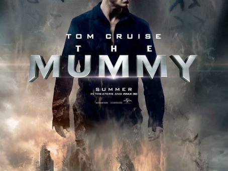 "Rob Reviews ""The Mummy"""