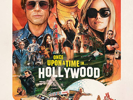 """Rob Reviews """"Once Upon A Time... In Hollywood"""""""