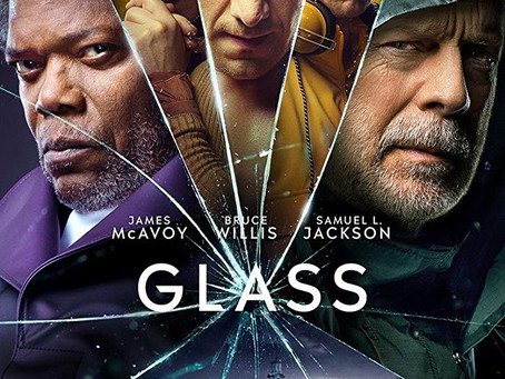 """Don Reviews """"Glass"""""""