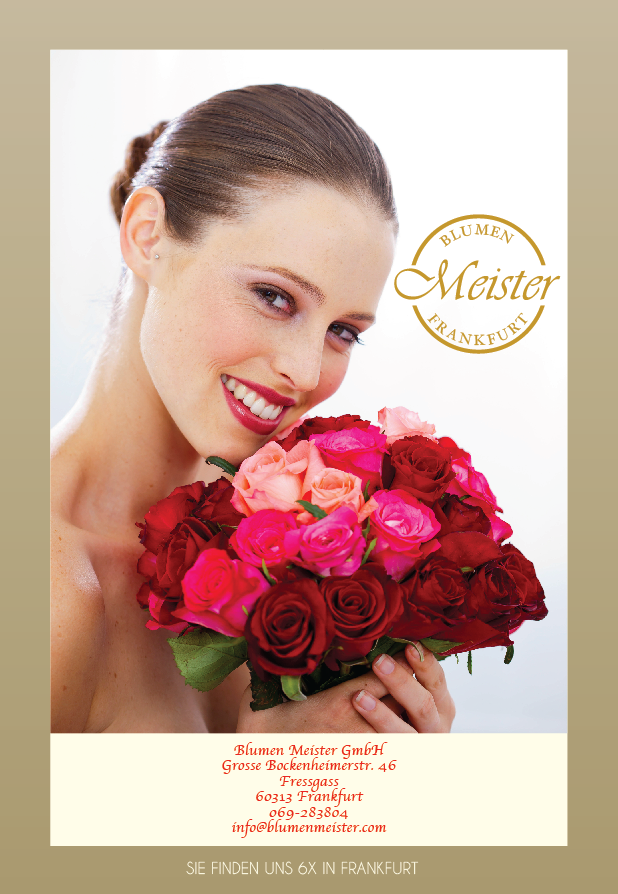 Flower shop Poster