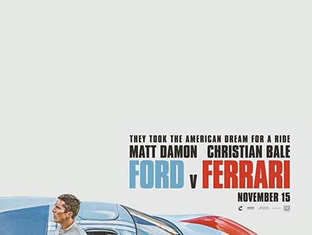 "Rob Reviews ""Ford v Ferrari"""