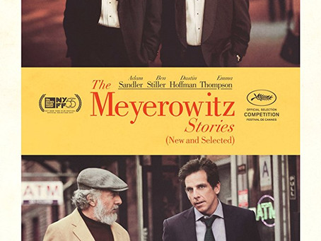 "Rob Reviews ""The Meyerowitz Stories (New and Selected)"