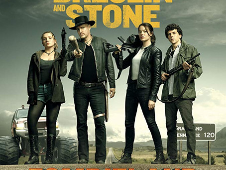 """Rob Reviews """"Zombieland: Double Tap"""""""