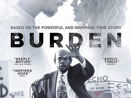 "Rob Reviews ""Burden"""