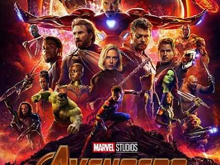 "Chad Reviews ""Avengers: Infinity War"""