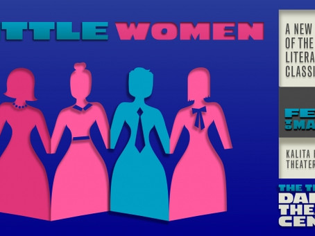 "Rob Reviews The Dallas Production Of ""Little Women"""