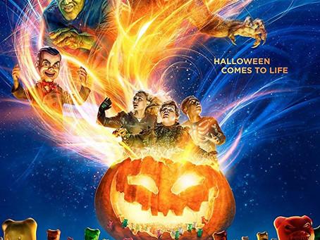"Rob Reviews ""Goosebumps 2: Haunted Halloween"""