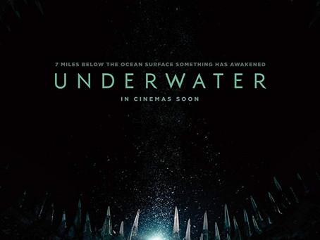 "Don Reviews ""Underwater"""