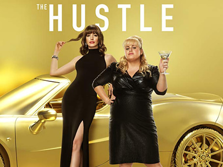 "Rob Reviews ""The Hustle"""