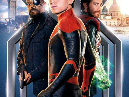 """Rob Reviews """"Spider-Man: Far From Home"""""""