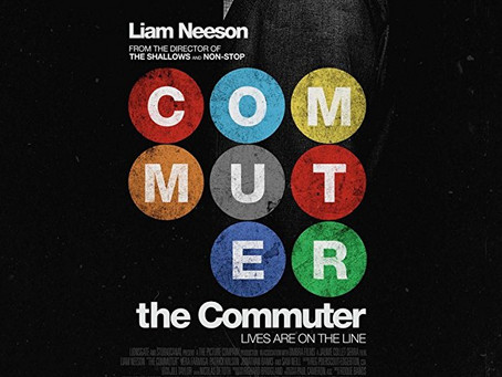 """Rob Reviews """"The Commuter"""""""