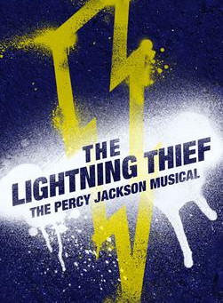 "Rob Reviews ""The Lightning Thief: The Percy Jackson Musical"""