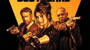 """Rob Reviews """"The Hitman's Wife's Bodyguard"""""""