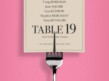 "Rob Reviews ""Table 19"""