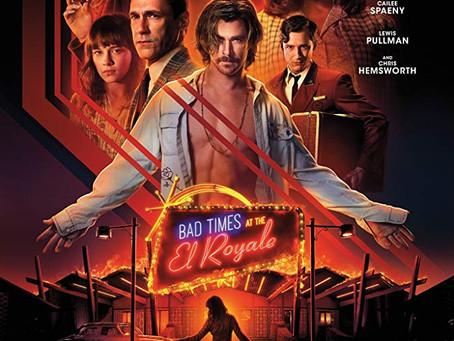 """Rob Reviews """"Bad Times At The El Royale"""""""