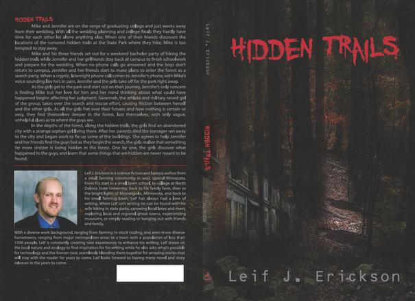 Hidden Trails Paper Cover