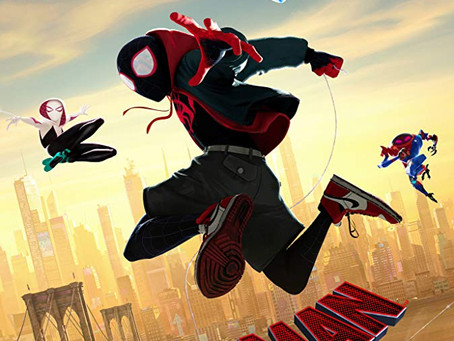 """Rob Reviews """"Spider-Man: Into The Spider-Verse"""""""