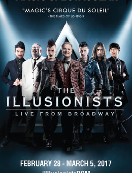 """Rob Reviews """"The Illusionists: Live from Broadway"""""""