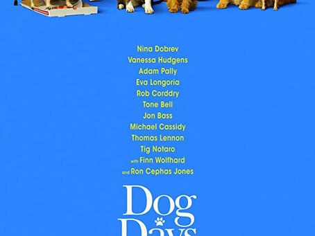 "Don Reviews ""Dog Days"""