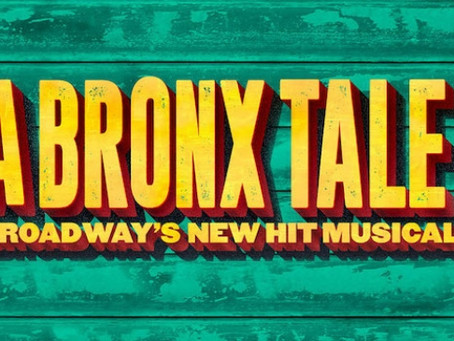 "Jenn Rohm Reviews ""A Bronx Tale: The Musical"""