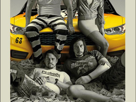 "Rob Reviews ""Logan Lucky"""