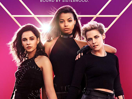 """Don Reviews """"Charlie's Angels"""""""