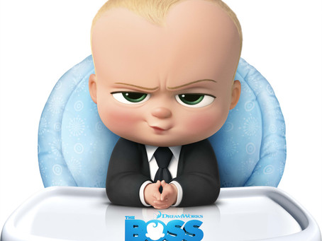 """Rob Reviews """"The Boss Baby"""""""