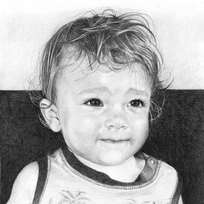 Portrait of Aleksej