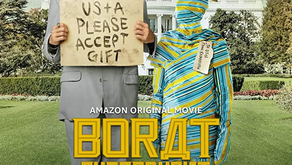 "Don Reviews ""Borat Subsequent Moviefilm"""