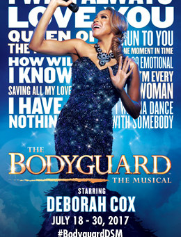 "Rob Reviews ""The Bodyguard: The Musical"""