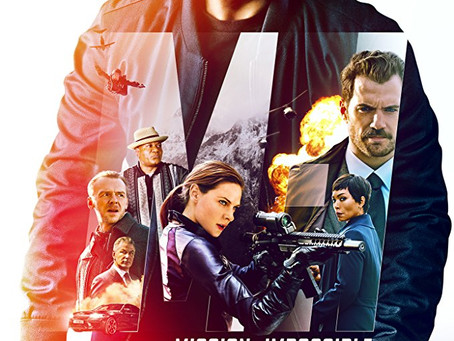 """Rob Reviews """"Mission: Impossible Fallout"""""""