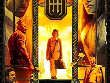 "Rob Reviews ""Hotel Artemis"""