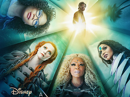 """Rob Reviews """"A Wrinkle In Time"""""""
